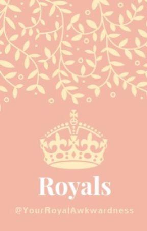 Royals(Percabeth AU) by YourRoyalAwkwardness