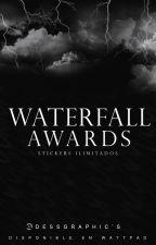 WATTERFALL AWARDS [Stickers ilimitados] by AuraDeess