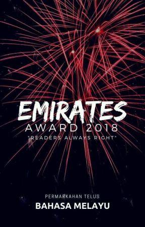 Emirates Award 2018 by emiratesstar