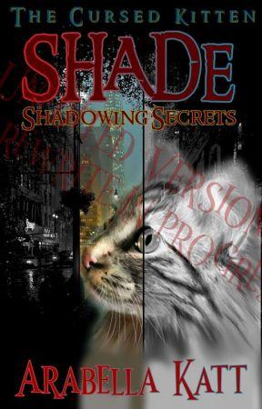 Shade! [Cat books]   ✔ by KittyCatzy
