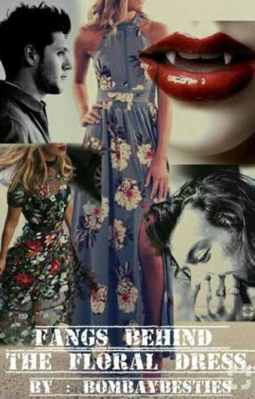 Fangs Behind The Floral Dress..  by Bombaybesties