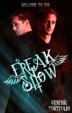 FreakShow Graphics|Cover - Premade - Banner 《English/German》 by Little7Seven