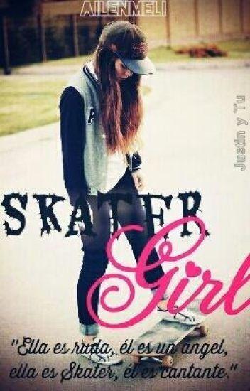 Skater Girl (Primera temporada)  Justin y Tu