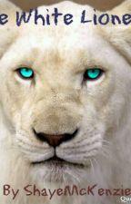 White Lioness  (Slow Updates ) by ShayeMcKenzie