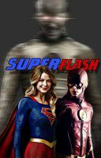 SuperFlash    Karry  by MrAllenSpeedster