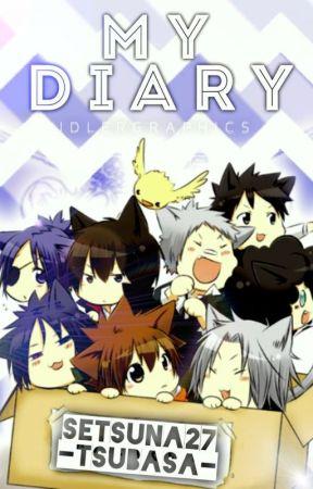 My diary by setsuna27tsubasa