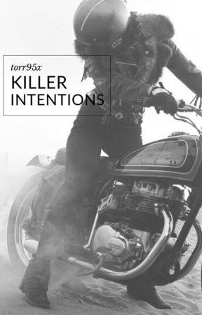 Killer Instincts   Crimson Wolves MC *ON HOLD- PREVIEW* by torr95x