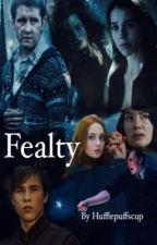Fealty • Neville Longbottom  by HufflepuffsCup