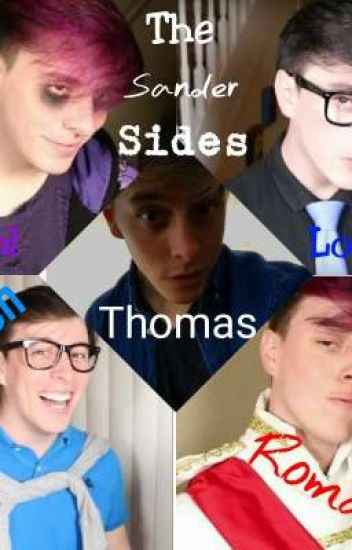 Sanders Sides and Me (Adopted by TS//F.F)