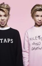 Marcus and martinus x reader imagines by Hint_Of_Mint