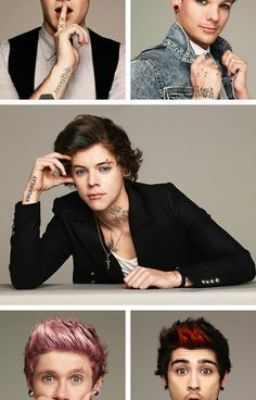Punk One Direction One Shots *Open for requests*
