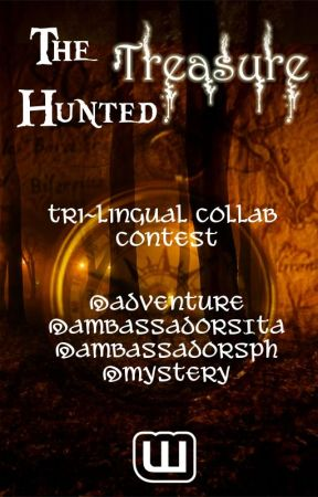 The Treasure Hunted by adventure