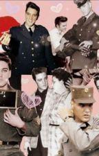 Elvis Presley Imagines  by applehead7122009