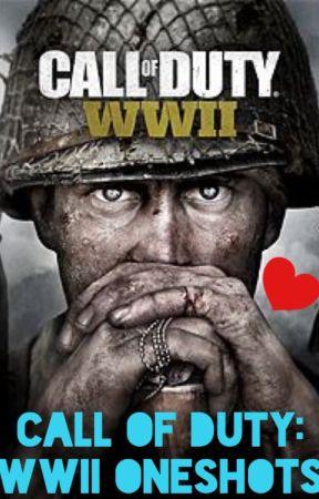 Call of Duty: World War 2 Oneshots - Daniels x Zussman ~ Finally