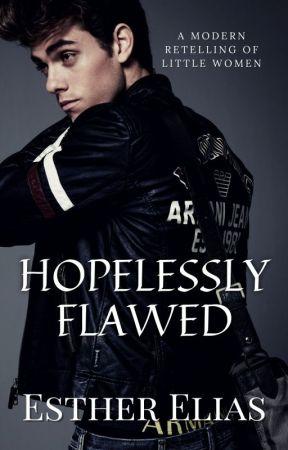 HOPELESSLY FLAWED by HadassaHarper