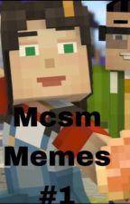Mcsm Memes  by NeverEndingFanfics