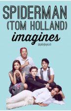 Tom Holland // Spiderman Cast Imagines by spideyboyxtrash