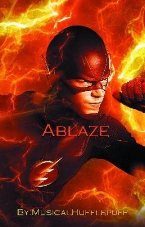 A Blaze Barry Allen X Reader X Julian Albert 1