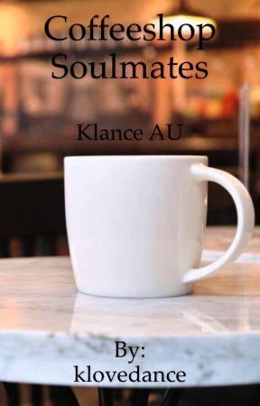 Coffeeshop Soulmates // Klance au by klovedance