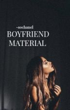 boyfriend material by -sochanel