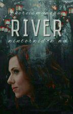 RIVER  • buckynat au • by whereismyweave