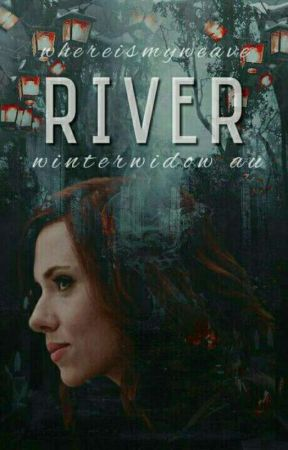RIVER  • buckynat au • by whereismyweave
