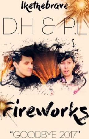 Fireworks || d.h & p.l || New Years by Ikethebrave