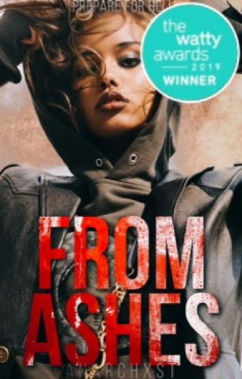 From Ashes ✗ Stiles Stilinski [Book One]
