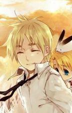 Reverse (USUK Oneshot) by Anime_Freak50