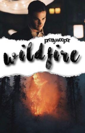 Wild Fire ≫Kai Parker by prettyweeper