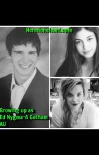 Growing up as Ed Nygma~  A Gotham AU Fanfiction by hermionejeanlupin