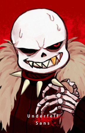 (Underfell sans x reader (female)) UNDERCOVER by moon1767
