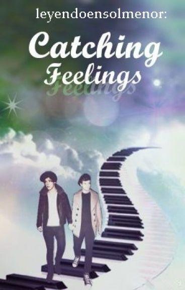 Catching Feelings {AU Larry Stylinson} |Terminada| (Editando)
