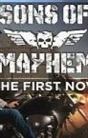 Sons of Mayhem 1 by NikkiPinkWriter