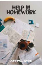 HELP !!! HOMEWORK by jumping_johns