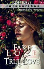 [C] FAKE LOVE VS TRUE LOVE  by lurunarihas
