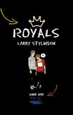 R O Y A L S [Larry Stylinson] by anne_mir