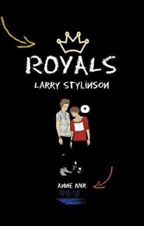 R O Y A L S [Larry Stylinson] by anne_mir