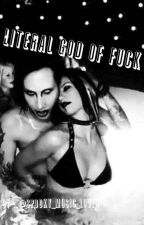 Literal God of fuck (Marilyn Manson One Shots/Imagines) by spooky_music_lover