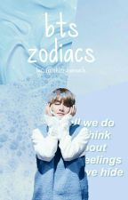 ~BTS ZODIACS~ by ShizzyBarnacle