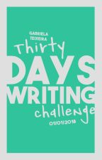30 Days Writing Challenge (Completo) by catscantwrite