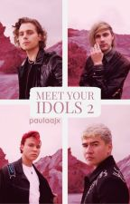 Meet your idols 2 || 5sos by xxsassyqueenxx