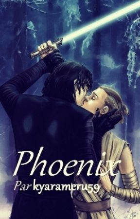 Phoenix ~ Reylo by kyarameru59