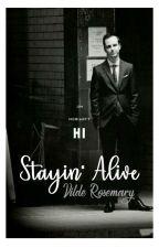 Stayin' alive || Jim Moriaty by vilderosemary