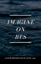 imagine on BTS by IleniadeMicco4