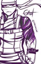 Ghost x Reader; Street Punks AU by TMNT_Lover_246
