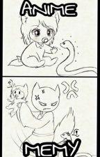 Anime - memy by Mirai_Nikki_13