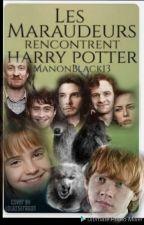 Les Maraudeurs rencontrent Harry Potter by sylvieribot
