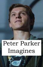 Peter Parker Imagines by Starksparker