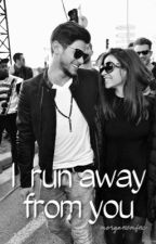 I run away from you by morganemfnc